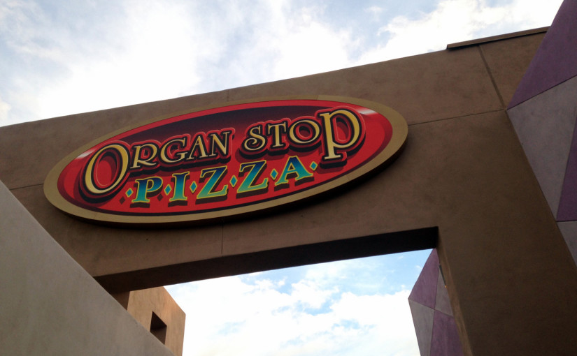 Organ Stop Pizza Restaurant 2