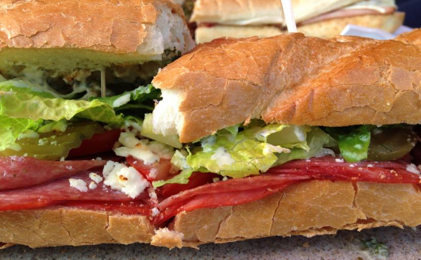 Croque Famous Sandwiches