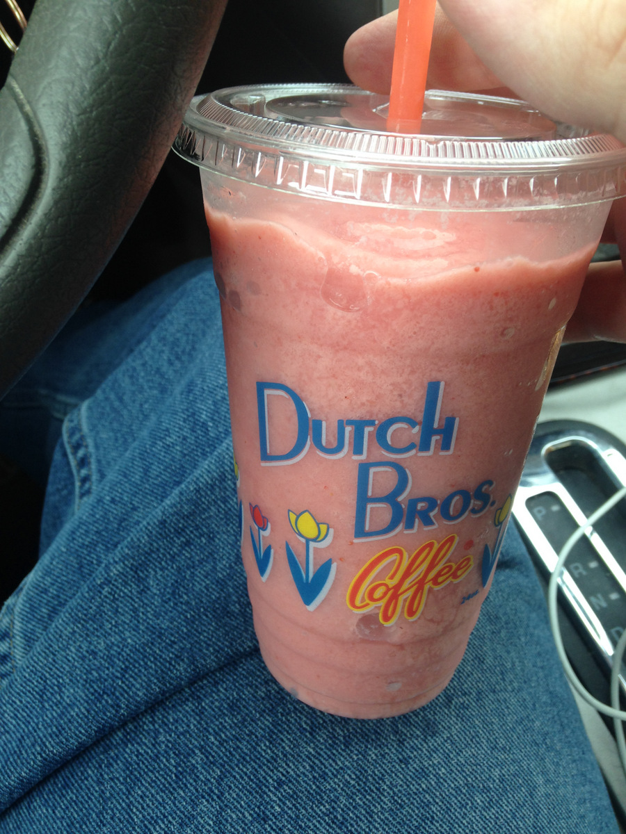strawberry smoothie scottsdale