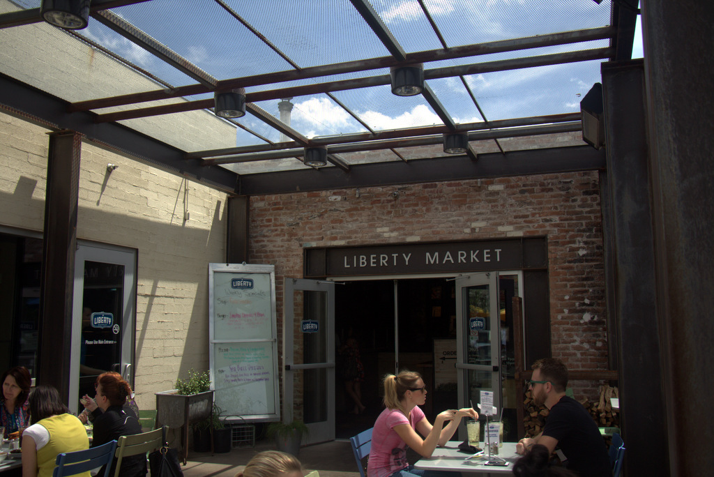 liberty market entrance in gilbert arizona