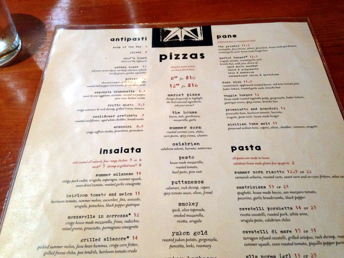 the-parlor-pizza-menu