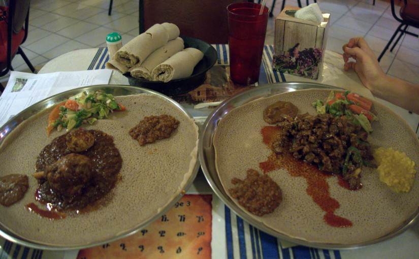 Ethiopian Food in Phoenix – Abyssinia Restaurant & Cafe