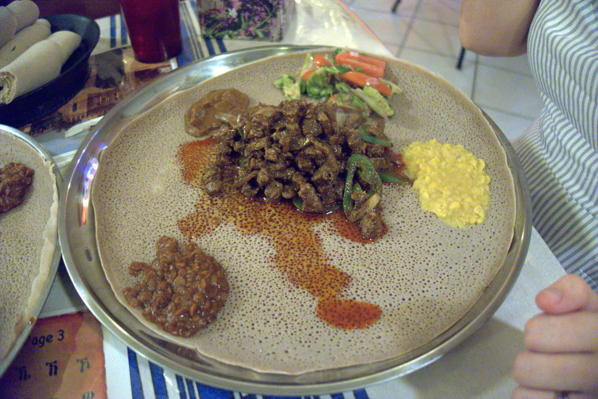Food Ethiopian Food in Phoenix Abyssinia Restaurant
