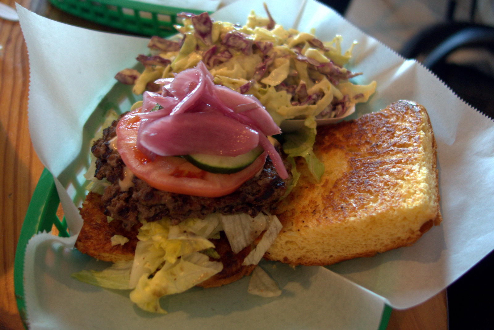Paradise Valley Burger Company Hamburger