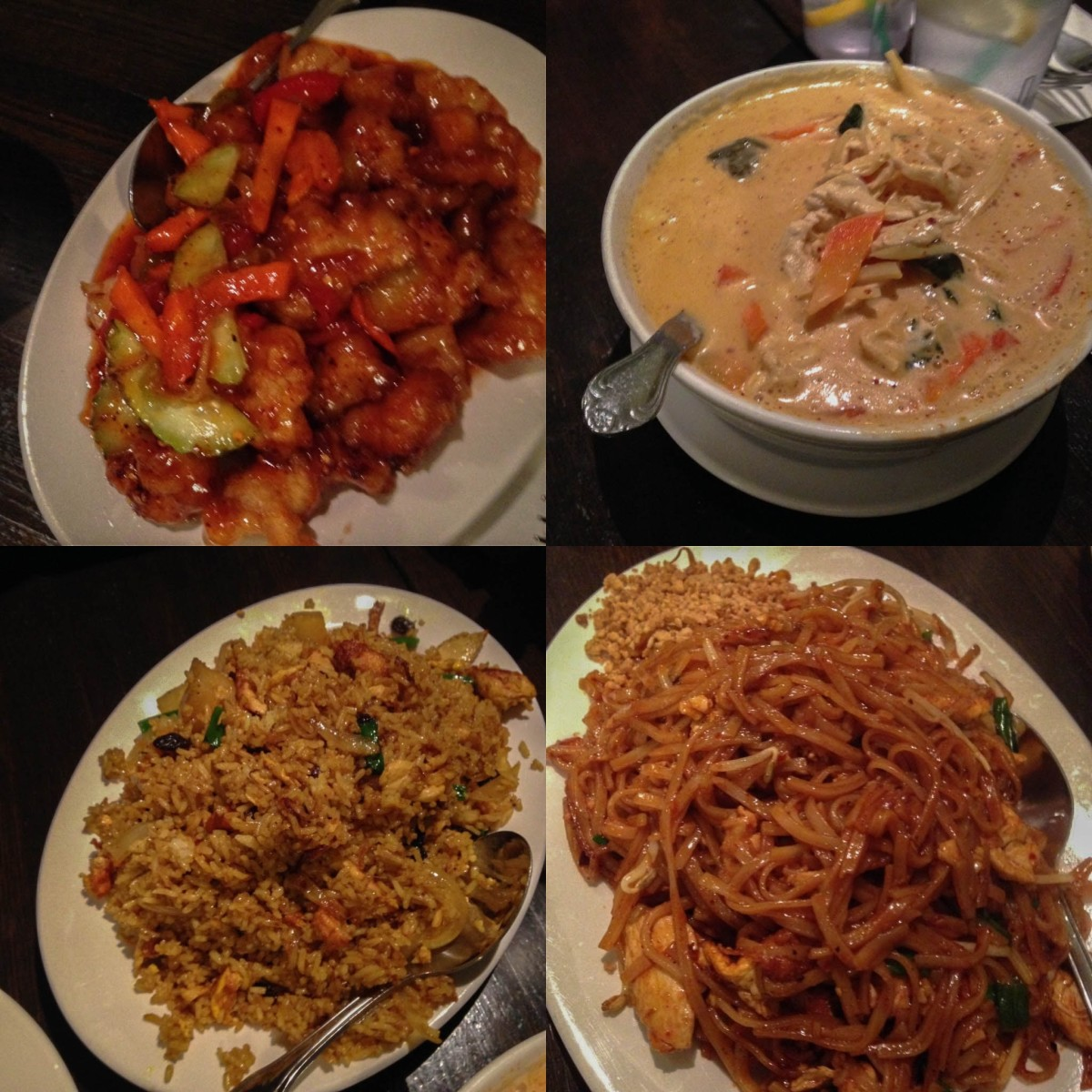 Thai House: The curry's & my favorite dishes